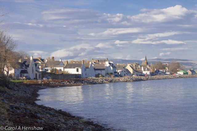 Cromarty from the South Sutor 8 Nov 2014 (1 of 1)