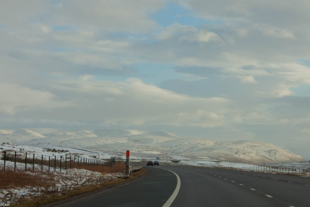 M6 at Shap 18 Jan 2015 (1 of 1)