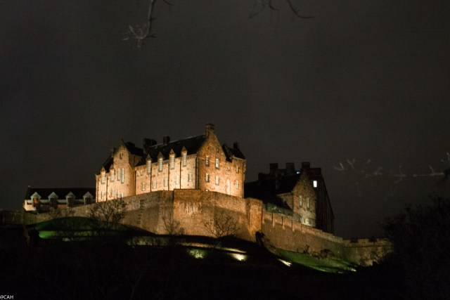 Edinburgh Castle 30 Jan 2016 (1 of 1)
