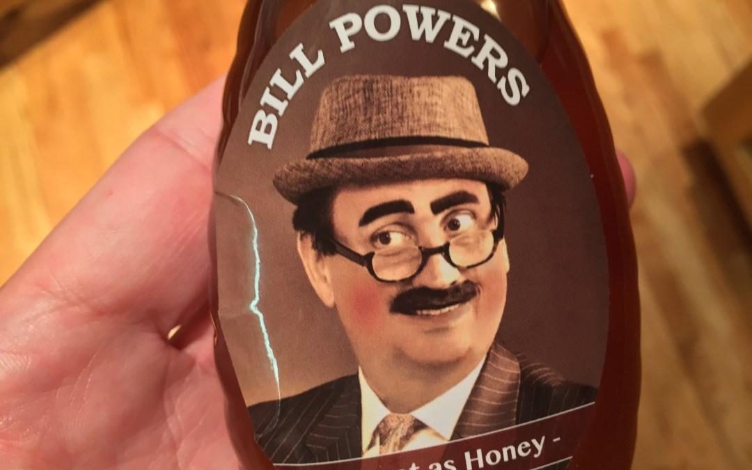 Bill Powers Sweet as Honey