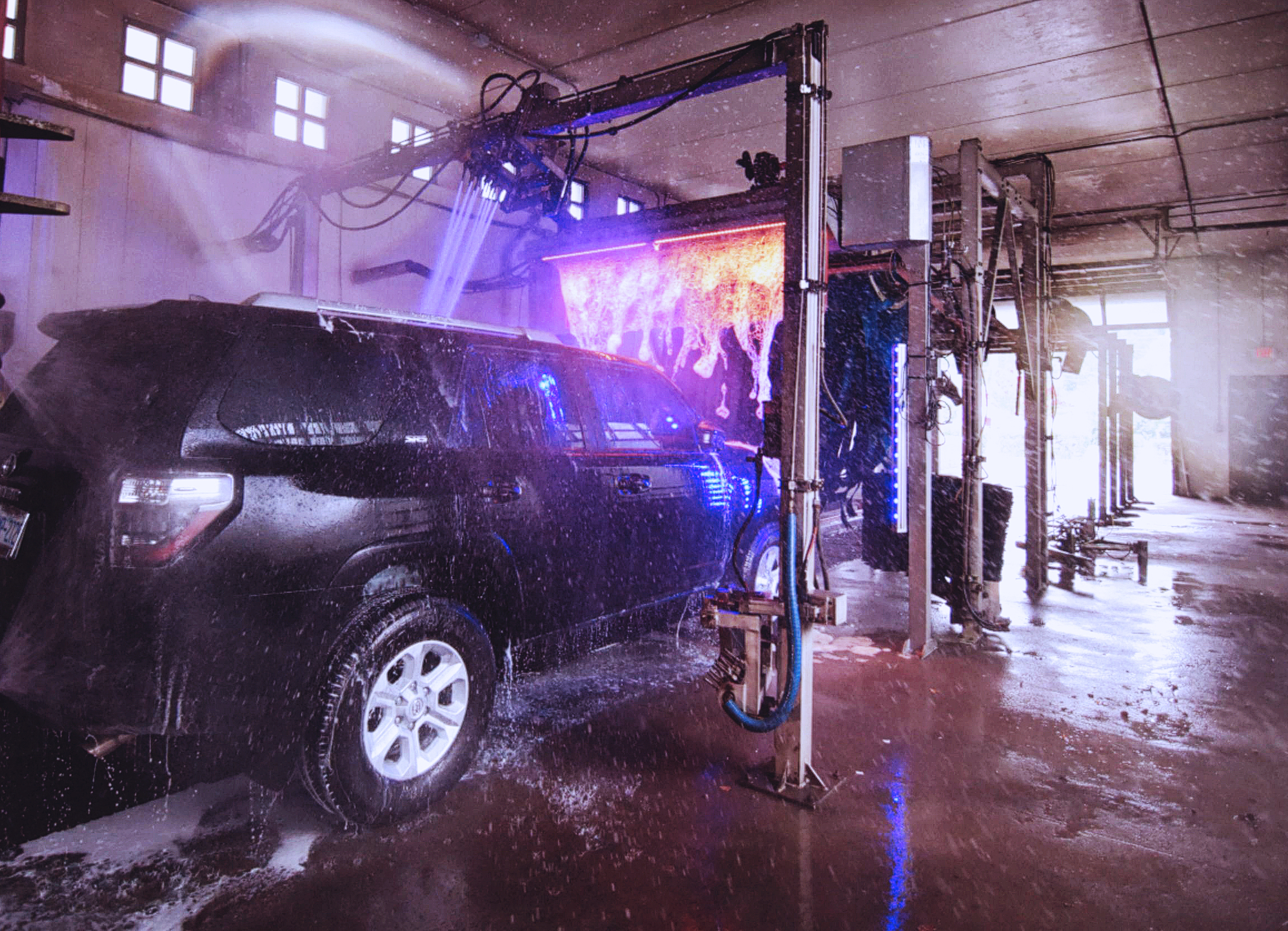 Full Service Car Wash Apex Nc