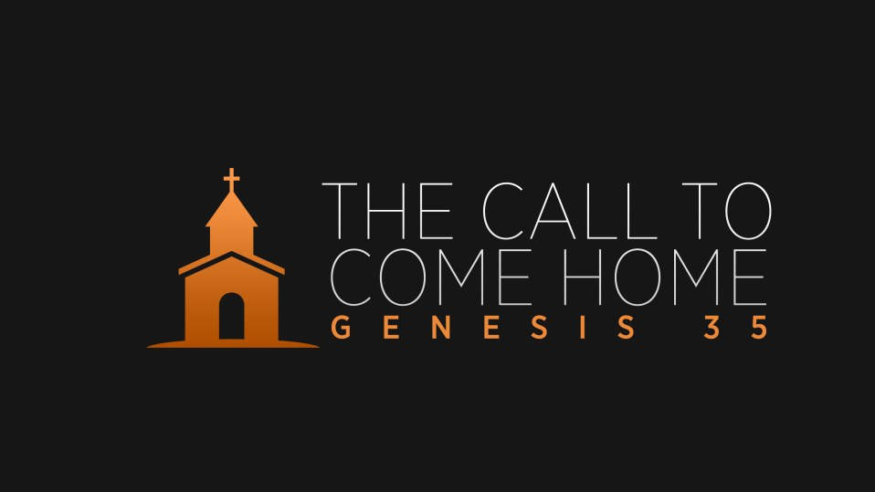 The Call To Come Home