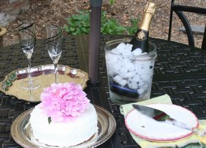 Bed & Breakfast Special Occasion Cakes - Elopement - Wedding Cakes
