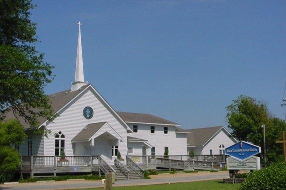 Duck United Methodist Church built by Carolina Beach Builders