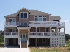 Outer Banks home in Duck NC