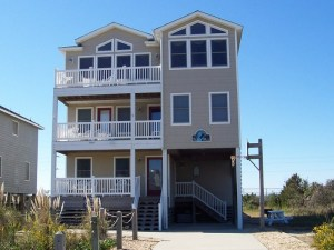 Outer Banks cottage in South Nags Head North Carolina