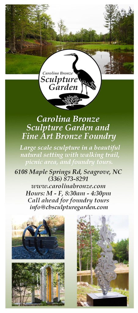 Carolina Bronze Sculpture Garden