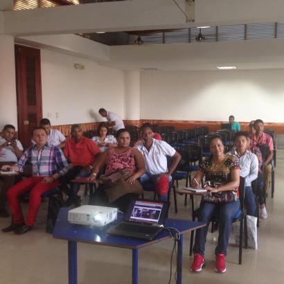 1º día: introducción histórica sobre empresa periodística en Colombia.