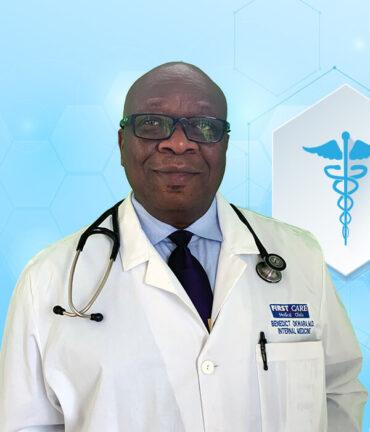Dr. Benedict Okwara, MD