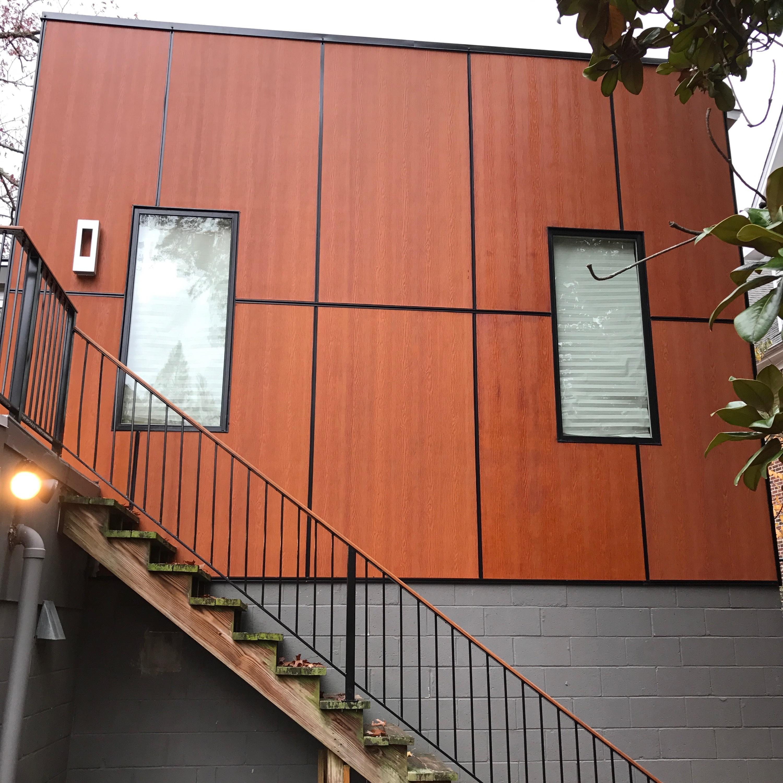 Contemporary Exteriors - Carolina Colortones on Contemporary Siding  id=39514