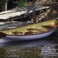 Rowboat At Rest 20X16 Photo