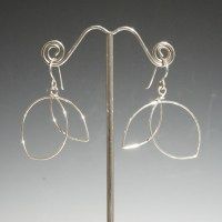 Sue Rosengard Sterling Silver Earring