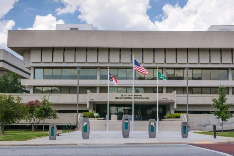 government building greensboro nc