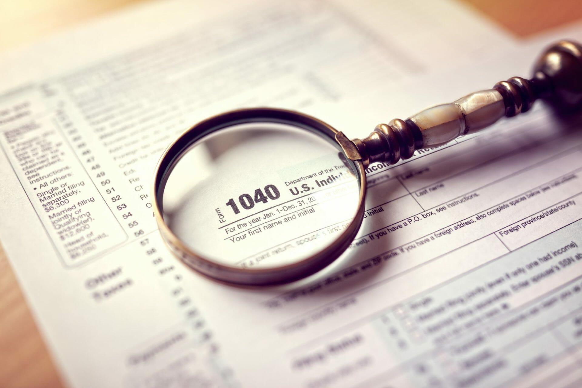1040 income tax return scaled