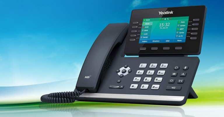 yealink phone