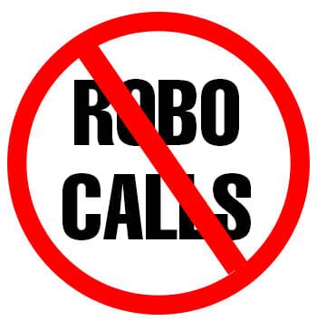no more robocalls