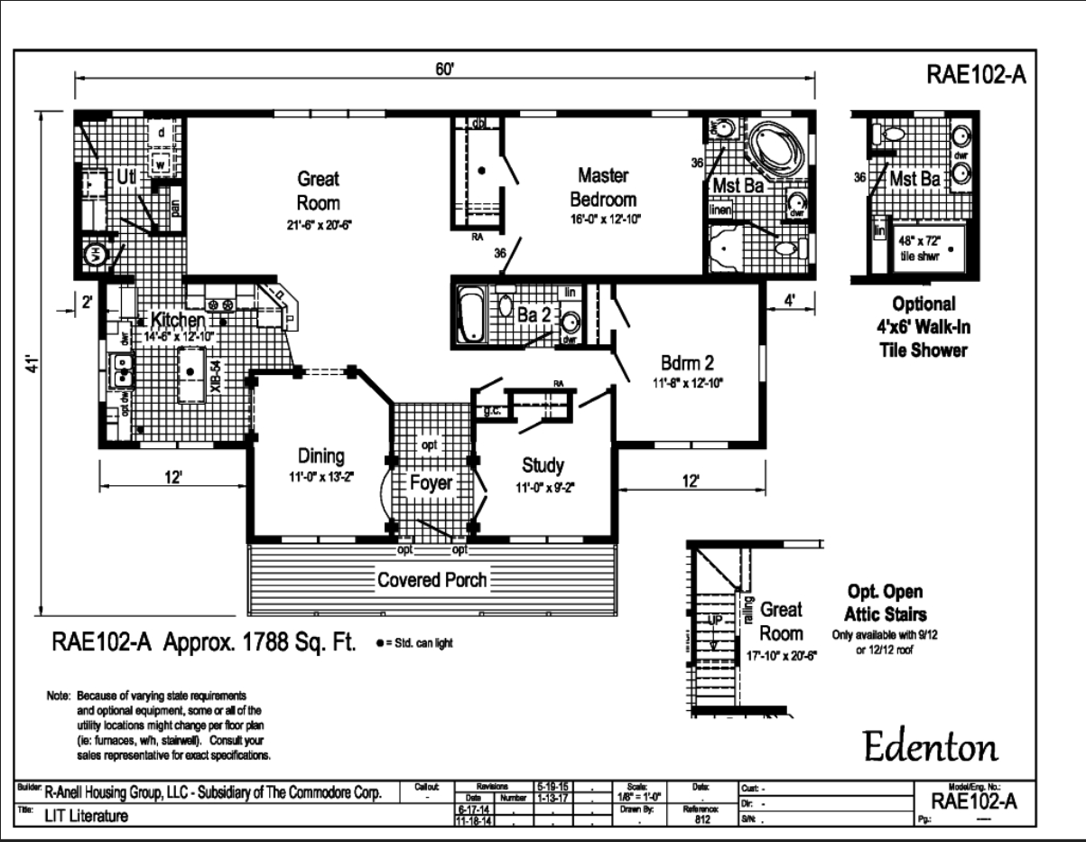 Summit Edenton Carolina Diversified Builders
