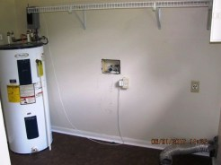 113 Quail Point Laundry Hook Ups