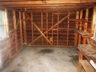 527 W Grantham Shed Interior