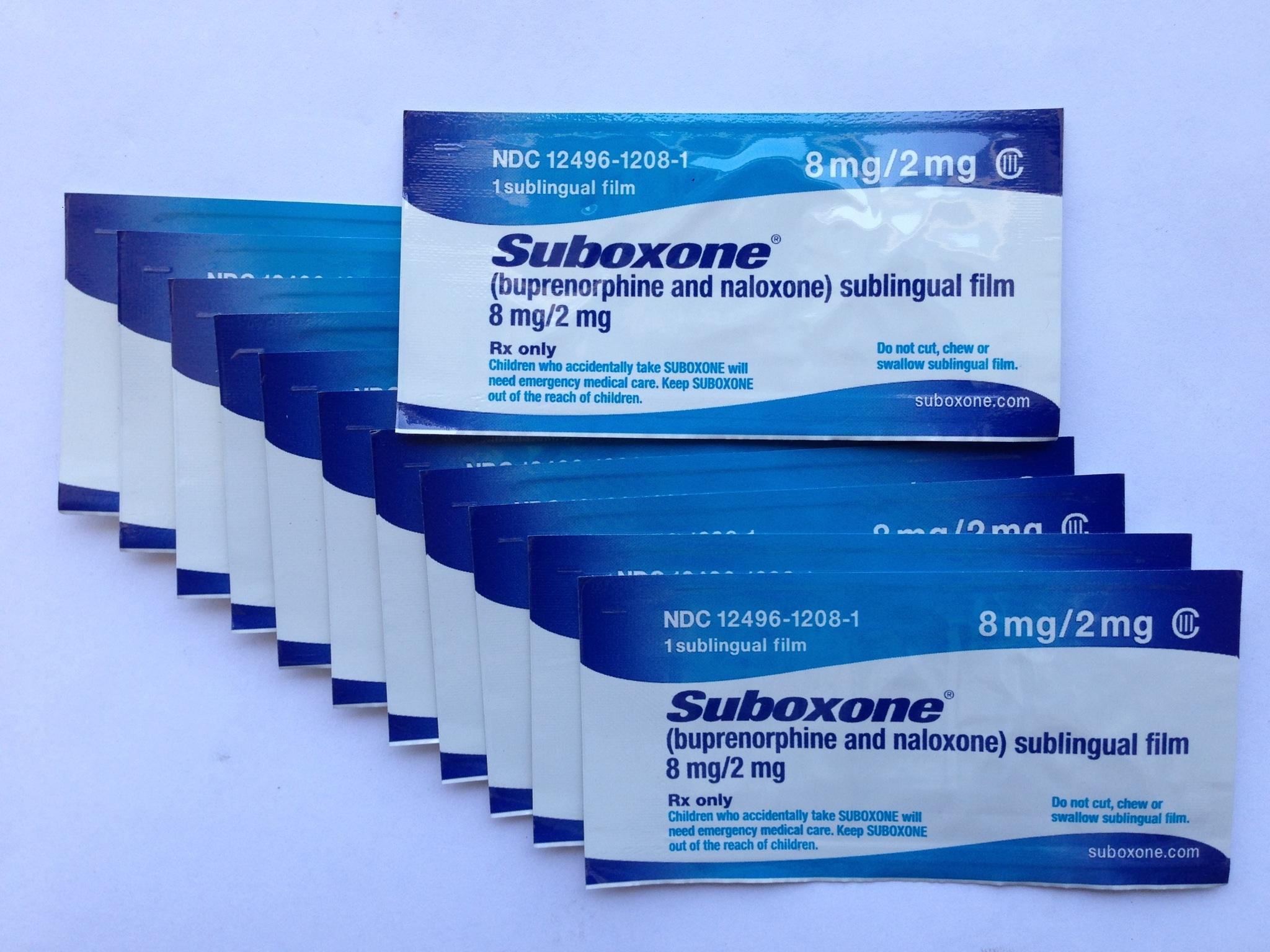 Suboxone Medication