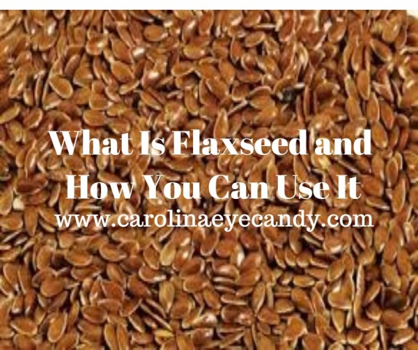 What is flaxseed?