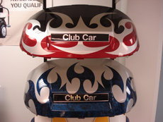cheap custom golf cart parts for sale nerf bars