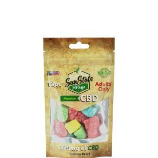 Convenient Hemp Gummies