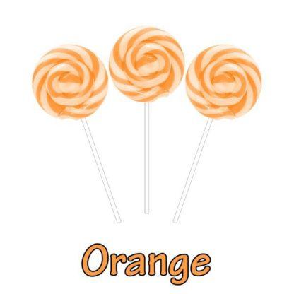 Infusionz CBD Lollipop Orange