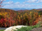 North Carolina Mountain View Home Sites
