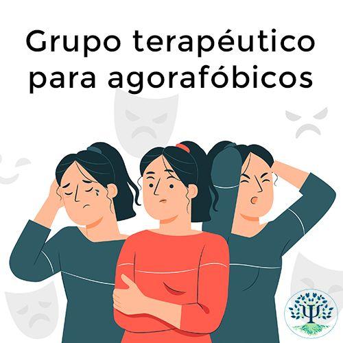grupo terapeutico agorafóbicos agorafobia