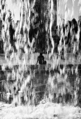 MLK Fountain, San Francisco.