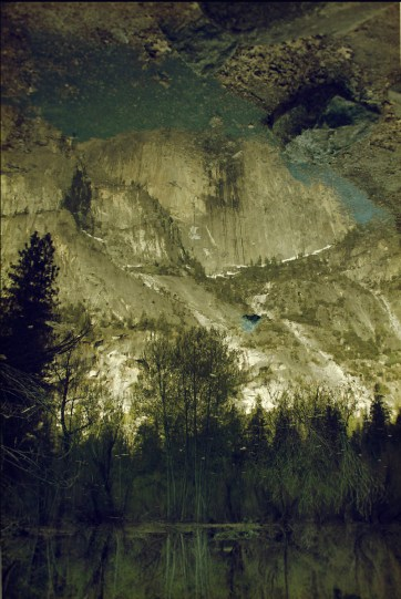 Mirror Lake, Yosemite, Ca.