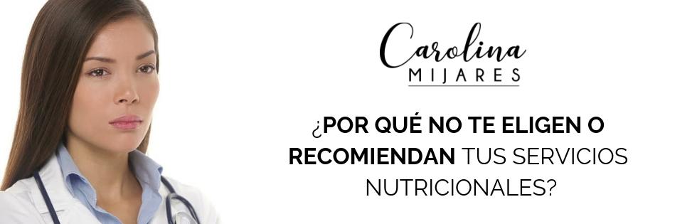 marketing para nutricionistas y medicos