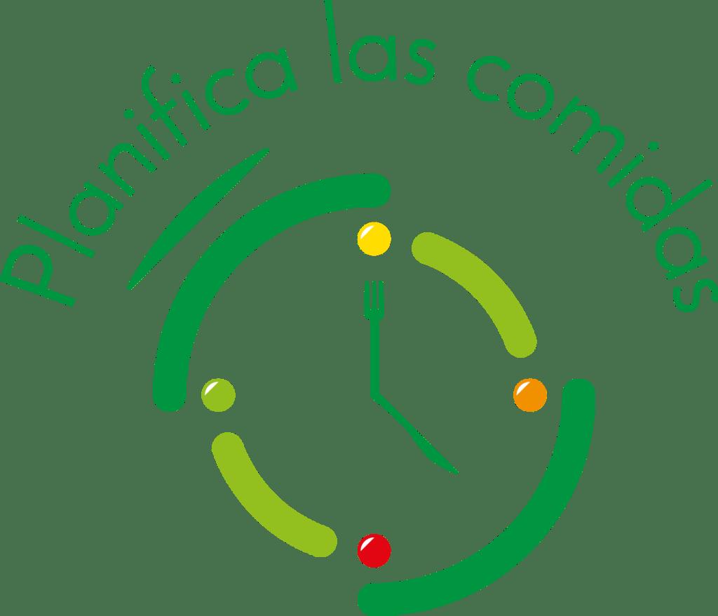 Logo Daniela Flores Planifica las Comidas