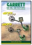 DVD - Garrett Metal Detectors GTI 2500/ GTI 1500