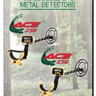 DVD - Garrett Metal Detectors - Ace 150/ Ace 250