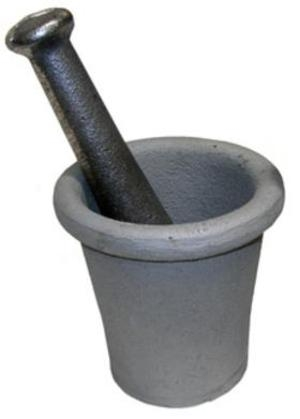 Large Mortar & Pestle