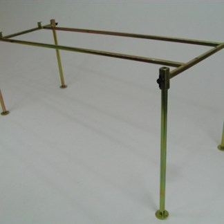 "Royal 54"" Ultra Wide Sluice Stand"