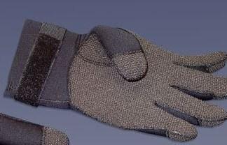 Proline - S-680 Gloves w/Kevlar - Small
