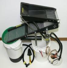 Micro-Sluice Concentrator