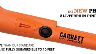 New - GARRETT PRO-POINTER® Pinpointing Metal Detector