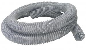 3 Inch Clear Suction Dredge Hose (Per Foot)