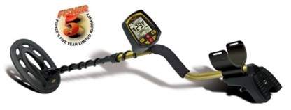 Fisher F70 Advanced Visual & Audio Target ID Metal Detector