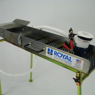 "Royal Manufacturing - 30"" Recirculating Sluice Box Kit"