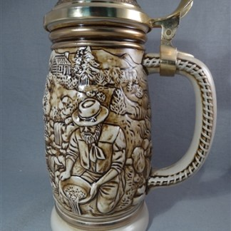 The Gold Rush Stein #47829