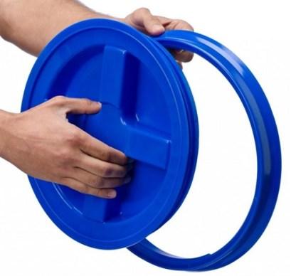 The Gamma Seal Lid Blue