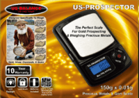 US-PROSPECTOR 150g x 0.01g SCALES