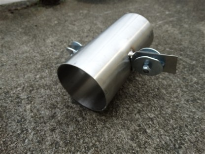 3 Inch Stainless Dredge Adaptor