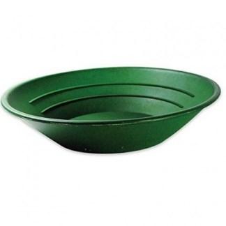 """BASIC 10"""" GOLD PAN GREEN"""