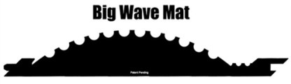 Big Wave Gold Hog Mat